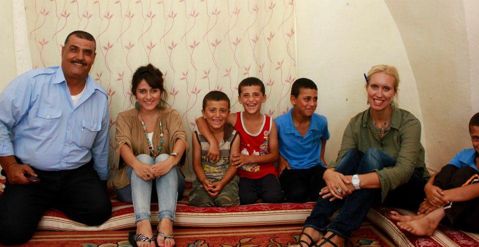 Photo Credit: Manal Abdallah Khader, Canaan Fair Trade