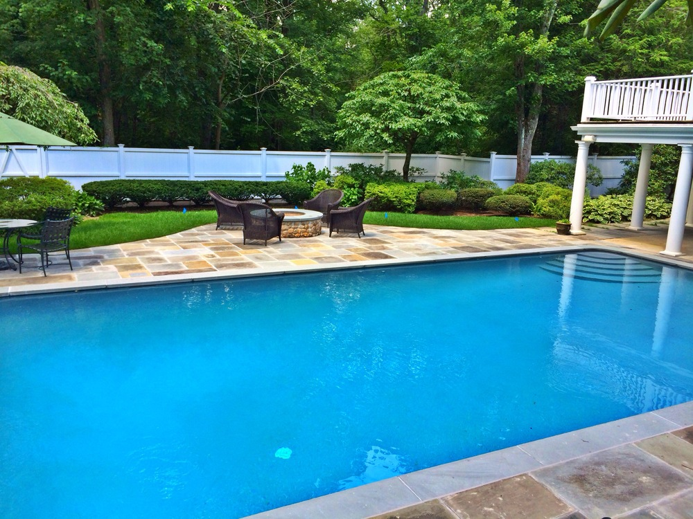 Pool Area Renovations : Pool renovations in darien ct and the fairfield county
