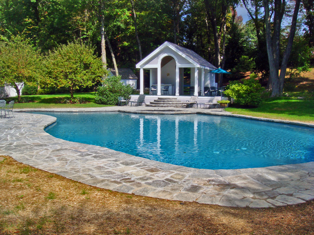 New swimming pool construction in fairfield county ct for New pool construction