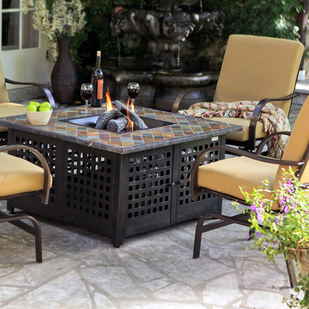 'Tis The Season - Propane Fire Tables & Wood burning Fire Pits