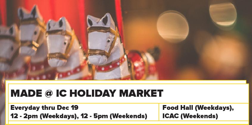 Industry City Holiday Market