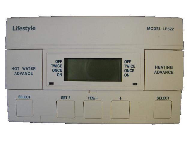 Central Heating Room Temperature