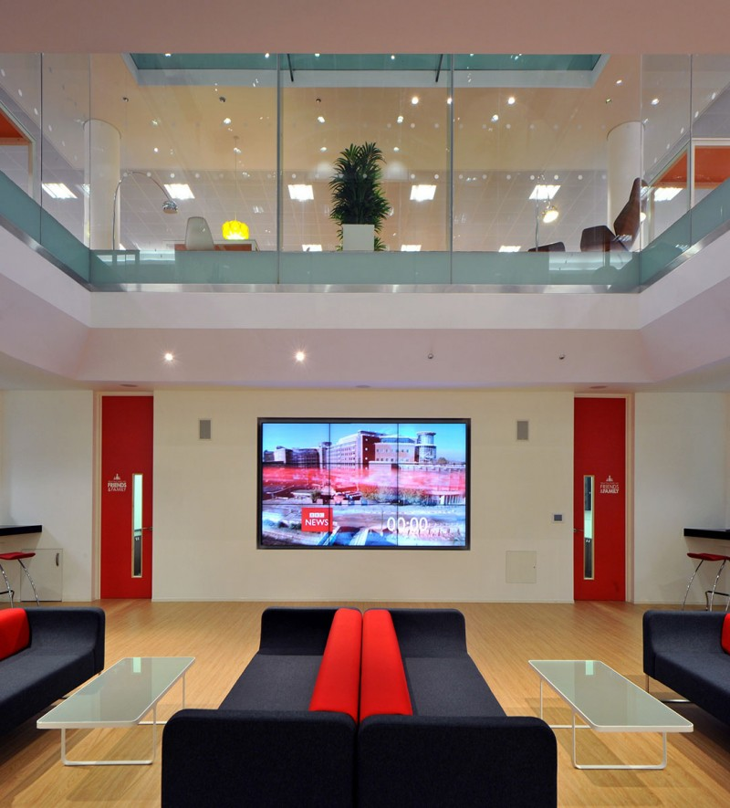 SKA Gold for Hyde Park Hayes Offices, Rackspace