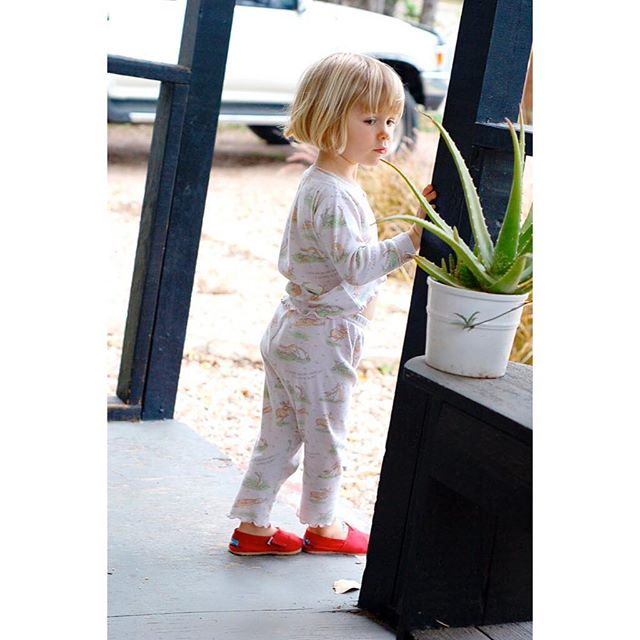 Georgia, age two, wearing tiny shoes on the wrong feet. Wasn't that just 5 minutes ago?!