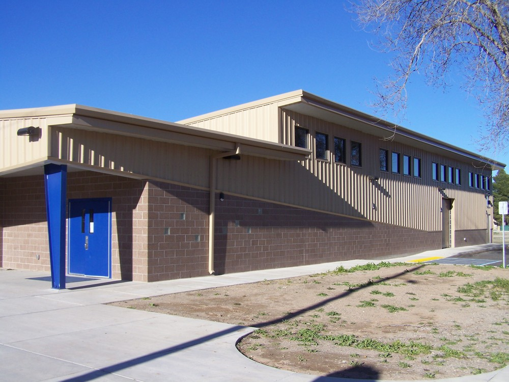 Dexter Fitness Center, Dexter NM