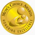 Winner of a Mom's Choice Awards Gold Medal