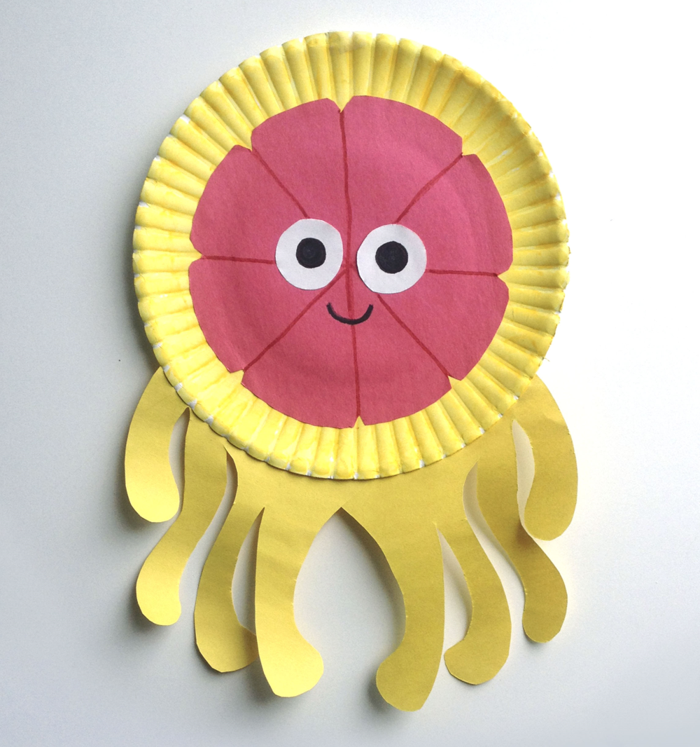 How to make animals with paper plates