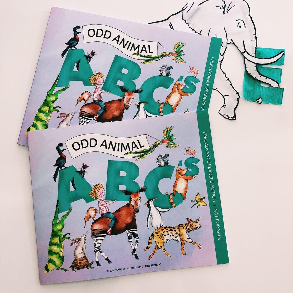 blue manatee press_odd animal abcs_3.JPG