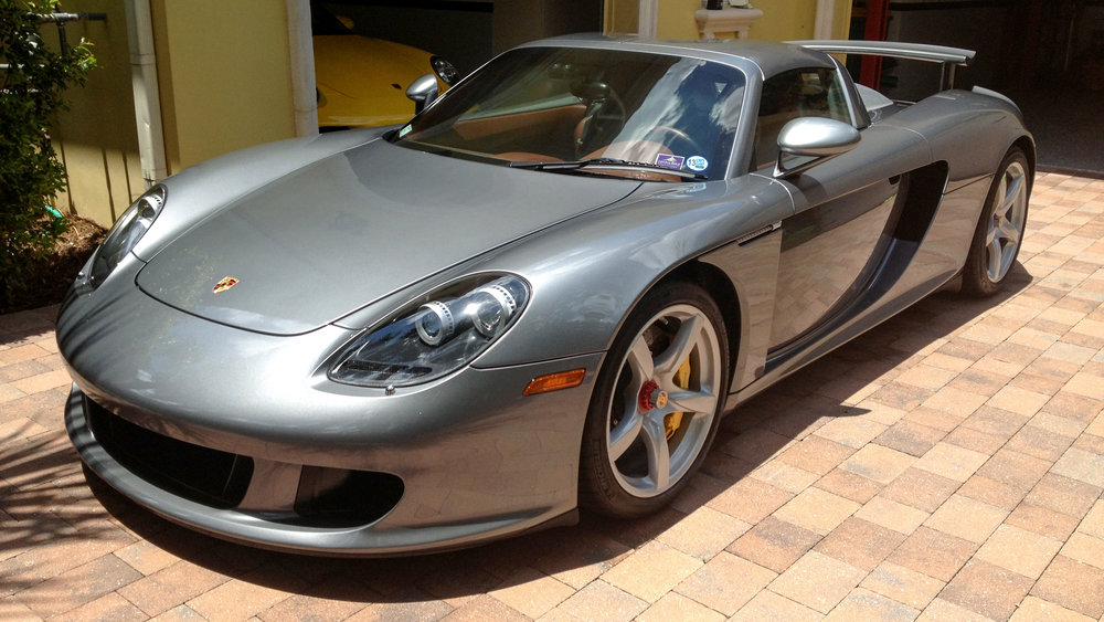 2005 Porsche Carrera GT in Seal Grey.jpg