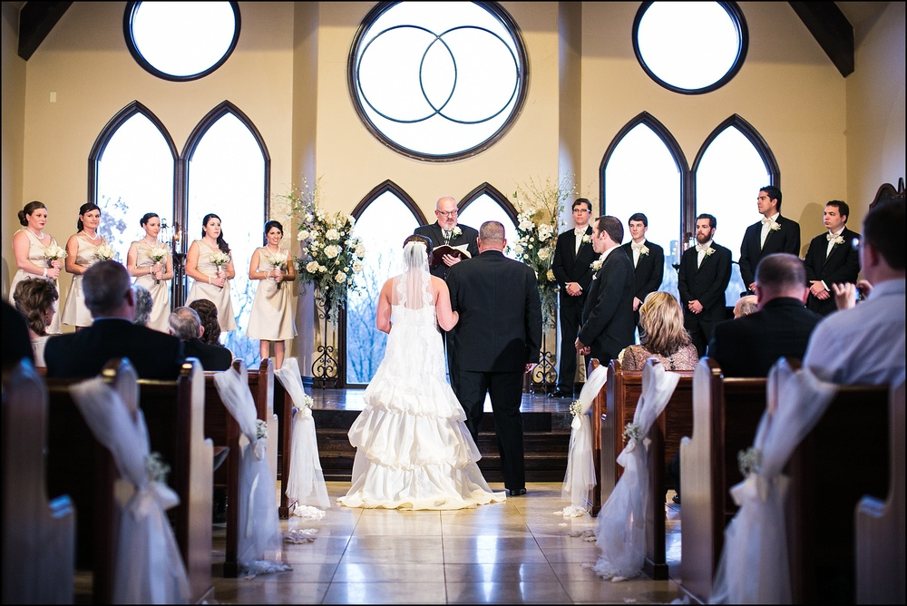 Oklahoma Wedding Photographer Vesica Piscis Chapel