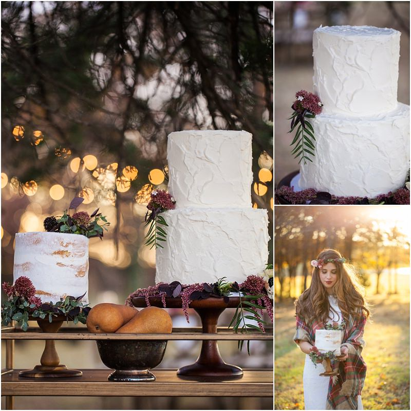 All Things Cake Wedding