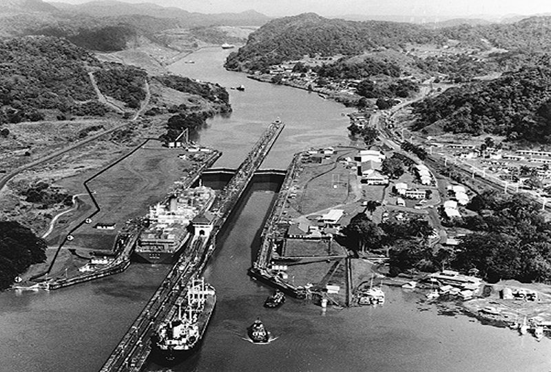 a look at the rough history of the panama canal The panama canal expansion was the largest infrastructure project since the canal's opening in 1914 considered and analyzed for a decade with more than 100 studies, the expanded canal provides the world's shippers, retailers, manufacturers and consumers with greater shipping options, better maritime service, enhanced logistics and supply.