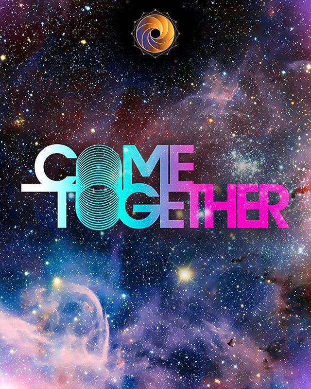 "Let's have a reunion, ✨galactic style ✨! As we move into new frequencies, known as New Earth, we embrace the higher qualities of: compassion, less competition and a media not based on blame but on collective betterment. . In New Earth energy, we upgrade our own DNA and hyper-accelerate when we physically get together. . Coming together lifts each other up. And that's what CMF 2018 is all about! . A Galactic Family Reunion to hyper-accelerate our collective missions at this time. . You don't really have to do anything except show up. . The event itself is the hyper-accelerator. Like a geometric sound chamber. . Sounds amazing, right! . So come, bring your presence and leave a different person than when you came. . With new skills, connections, friends, lovers, mission mates and family. . To make it easier, use the promo code: ""family"" and receive an 11% discount. There is also a payment plan available. . Link in bio! . Love, Giselle 💜✨"