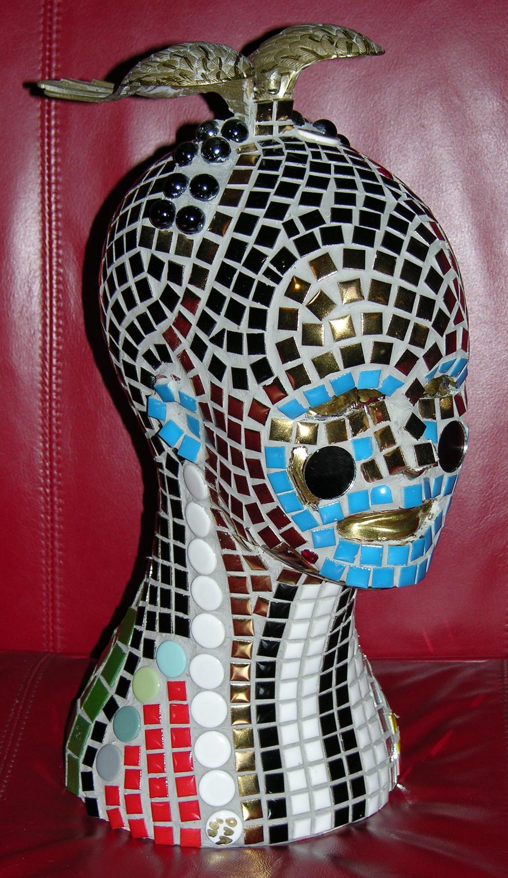 Mosaic Head