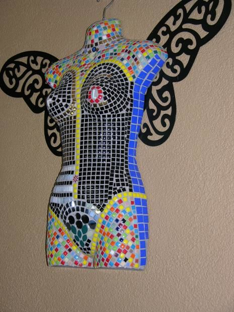 Mosaic Angel