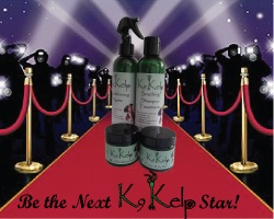 Become the next K9 Kelp Star!