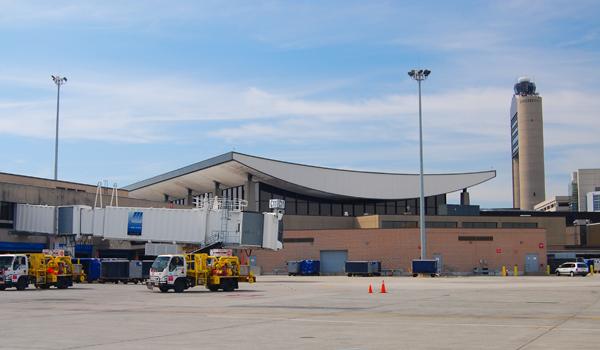 Massport Logan Airport Terminal C, Source:rdkengineers.com