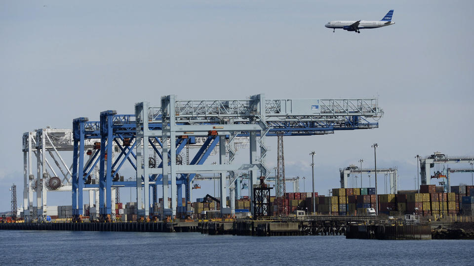 Massport at Logan Airport, Source: Boston Herald