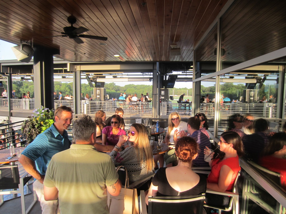 Integrated Design Group takes over Top Golf in Dallas!