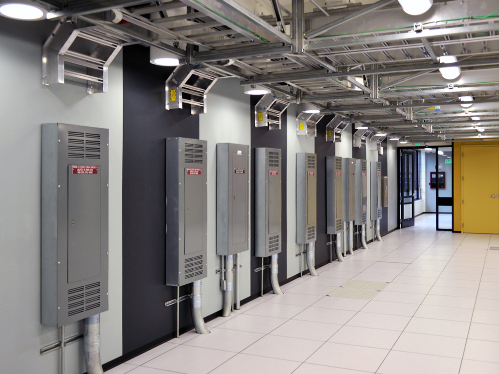 North Hall Data Center Upgrades