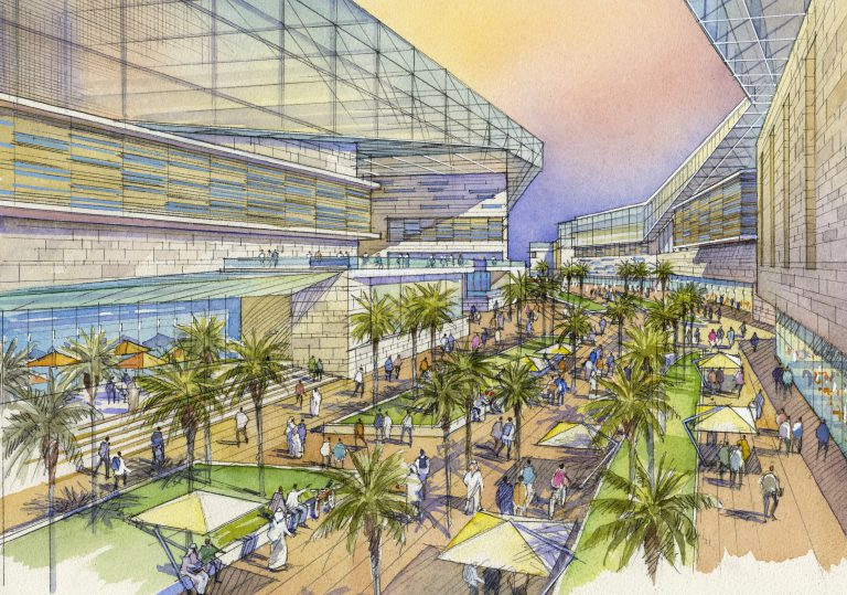King Abdullah University of Science and Technology's (KAUST) innovation hub to include a state-of-the-art data center designed by the professionals of Integrated Design Group, Inc.