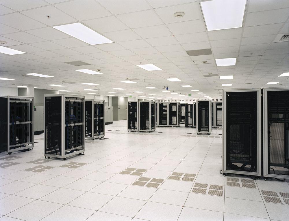 Citizens EPOC Data Center Data Hall