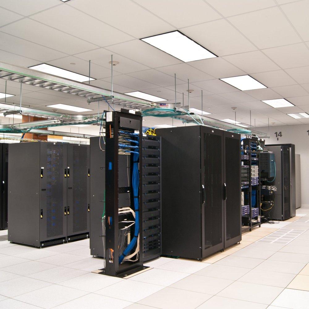 Brown University - Watson Data Center