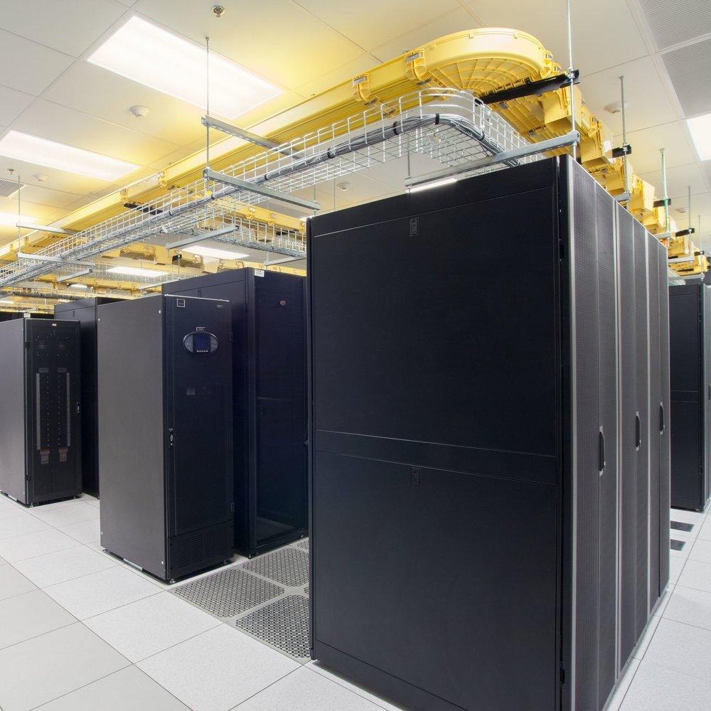 Tufts University - TAB Data Center