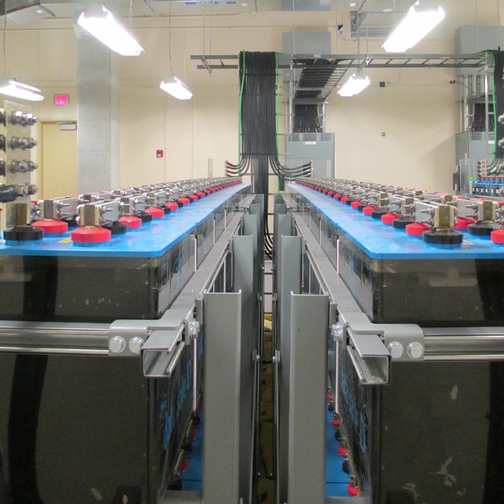New UPS Battery Room C - Top of Rack.JPG