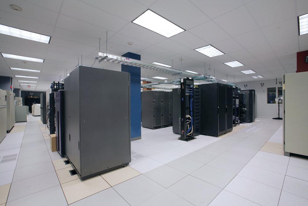 Watson Data Center - Brown University