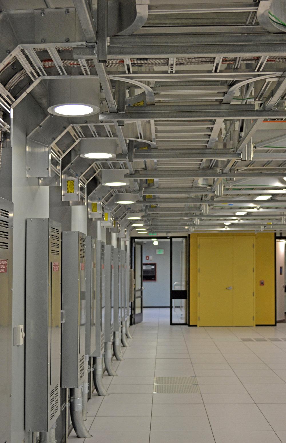 North Hall Data Center - University of California at Santa Barbara