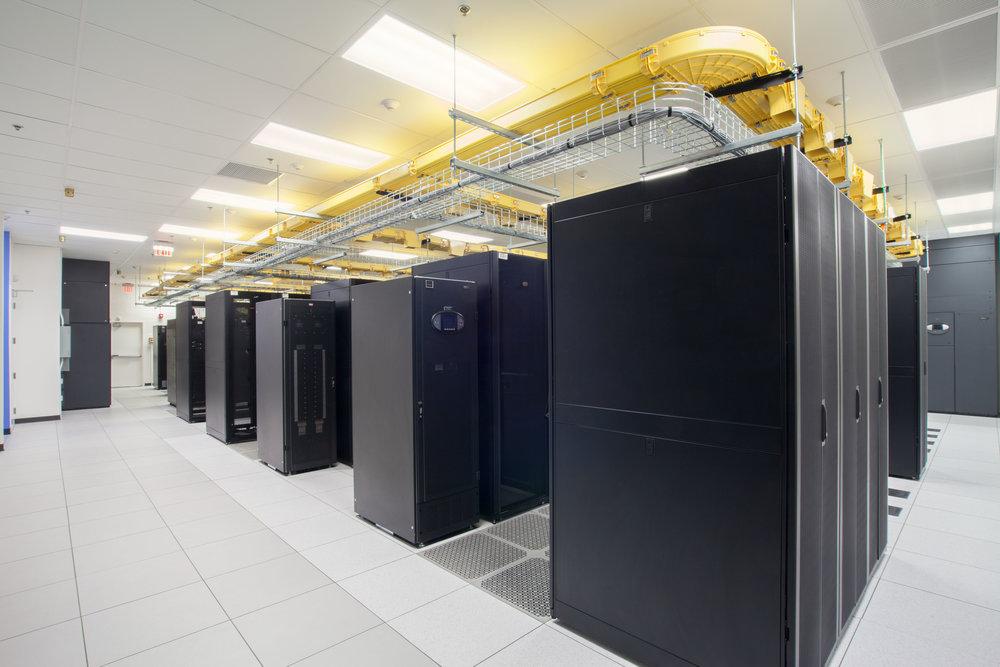 TAB Data Center - Tufts University