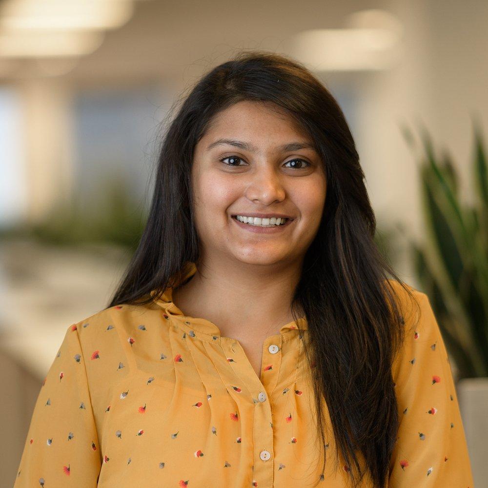 Vrunda Patel, LEED AP BD+C