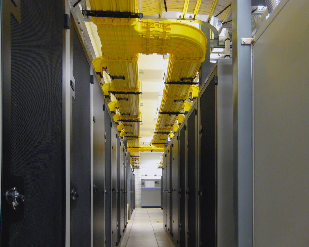 MIT | W91 Data Center | Cambridge, MA   Careful planning and teamwork shows that substantial upgrades to the W91 data center data center mechanical and electrical systems can be performed while the facility remained in operation.  More…