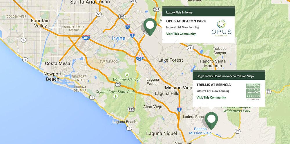 Trellis Map