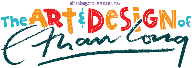 ethanlong.com presents: The Art and Design of Ethan Long