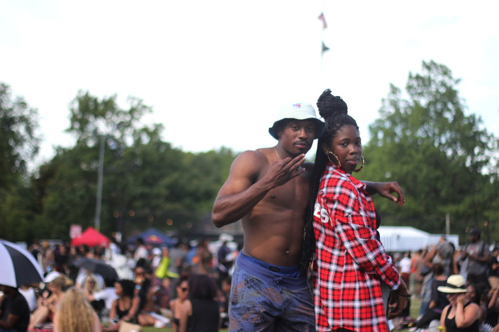 Afropunk, Brooklyn, 2015