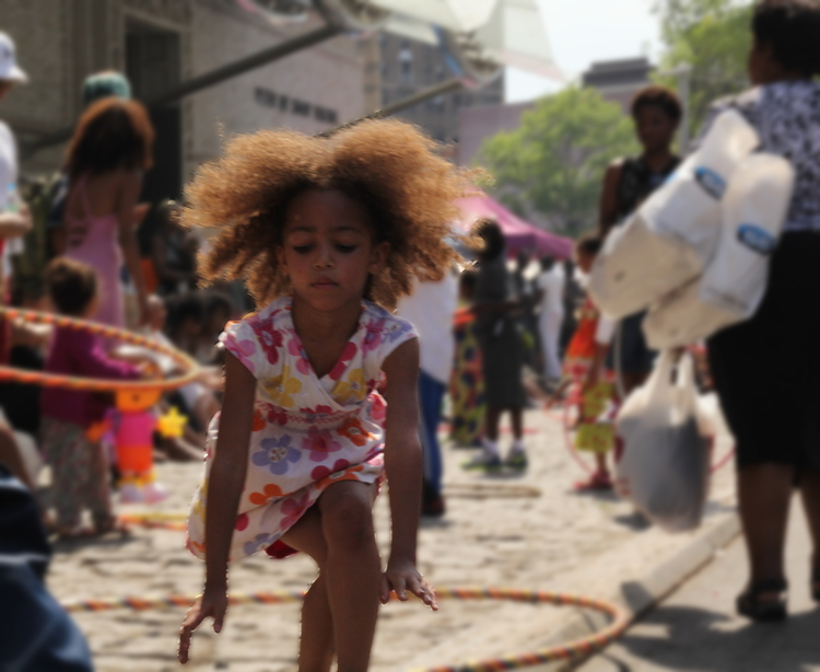Dance Africa, Brooklyn, 2015