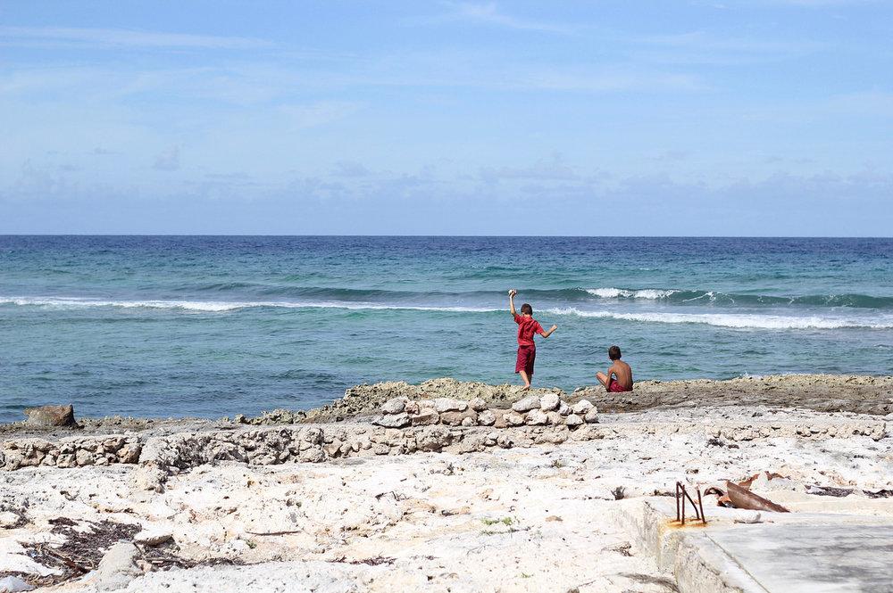 Caletones, Cuba 2018