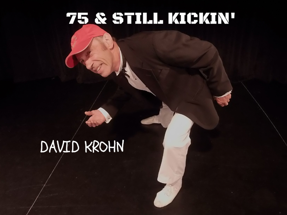 """Columbus Dance Theatre is proud to announce its support for local dancer/movement artist David Jon Krohn as he celebrates his 75th birthday through dance. """"David Krohn is a very special artist,"""" says CDT Artistic Director Tim Veach. """"David has enriched the Columbus community for decades as a dancer, performance artist, mime, designer, and true auteur artist of the theatre. We are so excited to be able to present David in this solo concert series in August as we all celebrate the birthday of this very special member of the Columbus arts community.""""    Krohn will offer a series of solo concerts that encompass his decades of solo works including his signature works  Casey at the Bat, The Cremation of Sam McGee, Autobiography  and  The Three Legged Man.  """"One of the things that makes David unique is his use of text and movement in a seamless manner that takes us on unexpected journeys to fantastical locations,"""" says Veach. Krohn will present a new twenty minute work as part of the weekend of concerts at CDT's Fisher Theatre,  Poems from the Woods of Maine,  inspired by his love of the outdoors and his many years traveling to the woods of Maine.      David Krohn performed for decades as an artist in residence in the Columbus Public Schools and delighted Columbus audiences for years as Uncle Sam on stilts in 4th of July festivities in Columbus. At CDT Krohn was recently seen in the role of Fagin in the revival of  O. Twist  where he performed alongside his son, musician Ramble Jon Krohn (RJD2), as part of  CDT@20 . Other roles at CDT include Polonius in  Hamlet Prism  and The Friar in  Romeo and Juliet . Veach continues, """"With David there is a full range of options of what might happen on stage. You could have: stilts, juggling, dance, mime, acting, and without question; a lot of fun. To be able to celebrate a performer at the age of 75 in a world that is usually consigned to the 'young' is a true pleasure for Columbus Dance Theatre.""""  Performances will be held at CDT's F"""
