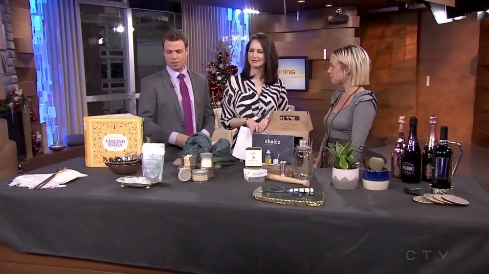 CTV Morning Live: Gift Guide for the Hostess