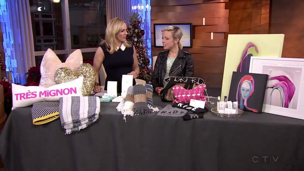 CTV Morning Live: Holiday gifts for Her