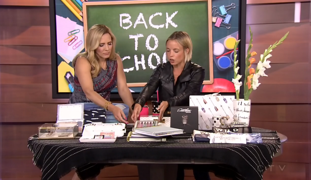CTV Morning Live: Stylish School Supplies