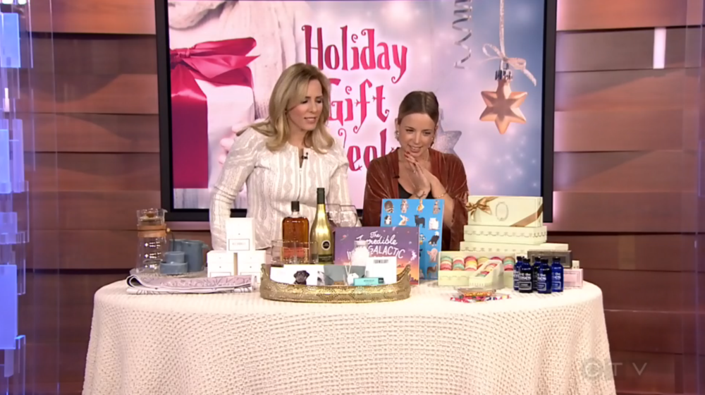 CTV Morning Live: Holiday Gifts for everyone on your list