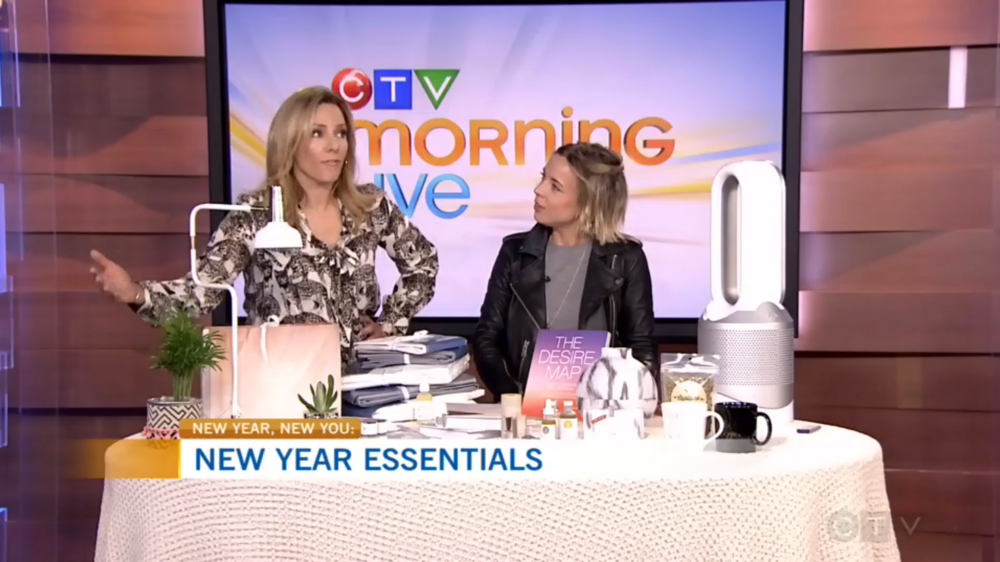 CTV Morning Live: Essentials to kickstart your 2017