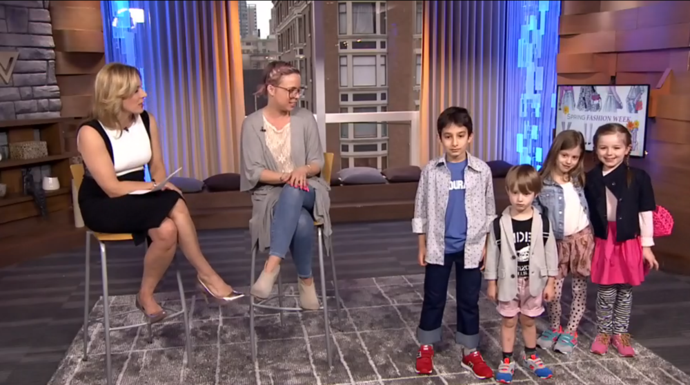 CTV Morning Live: Spring fashions for the kids