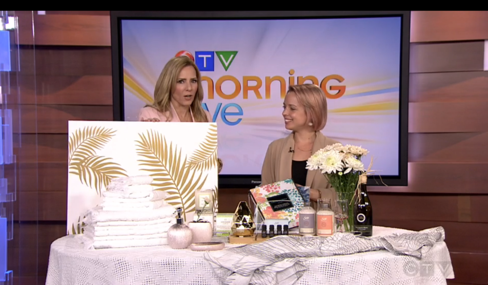 CTV Morning Live: Turning your bathroom into an oasis