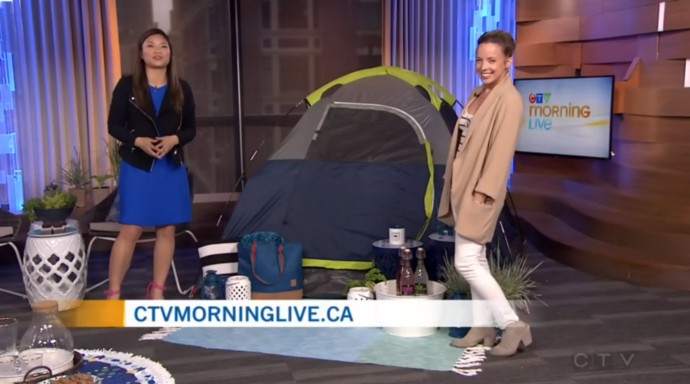 CTV Morning Live: Designing the Ultimate Long Weekend Staycation with The Real Canadian Superstore