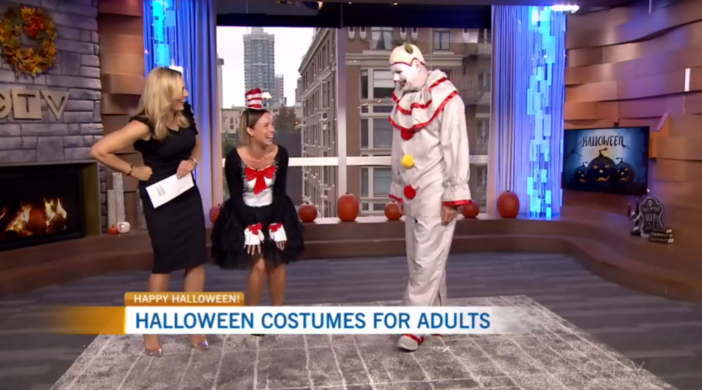 CTV Morning Live: Killer Costumes for Hallowe'en