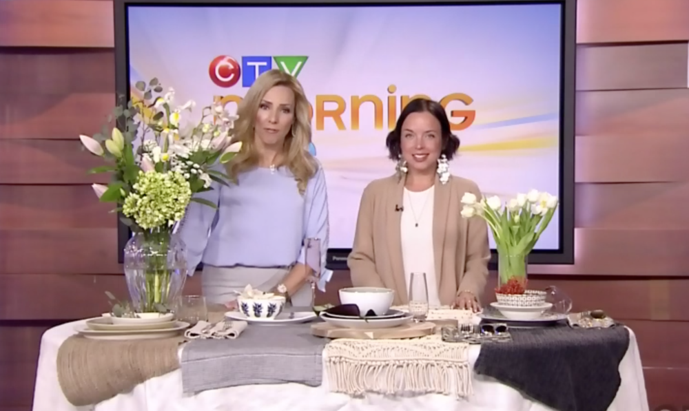 CTV Morning Live: Stylish dinnerware for every budget